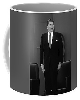 President Ronald Reagan - Two Coffee Mug