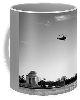 Presidential Salute Coffee Mug