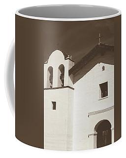 Presidio Chapel- Art By Linda Woods Coffee Mug