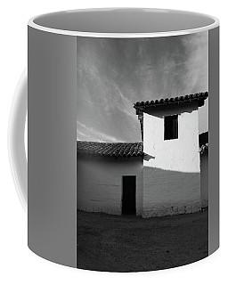 Presidio Shadows- Art By Linda Woods Coffee Mug
