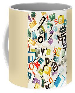 Cutout Coffee Mugs