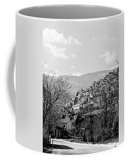 Pretoro - Landscape Coffee Mug by Andrea Mazzocchetti