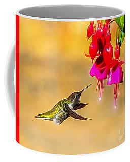 Pretty Anna Coffee Mug