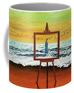 Pretty As A Picture Coffee Mug