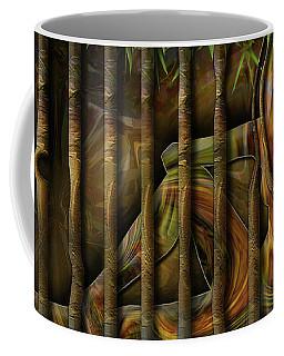 Pretty As Prison Coffee Mug