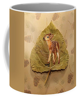 Pretty Baby Deer Coffee Mug