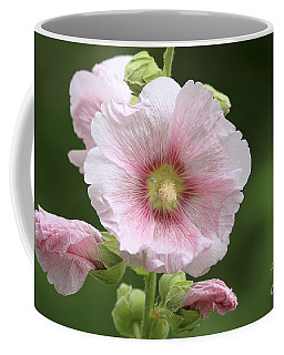 Pretty In Pink Coffee Mug by Teresa Zieba