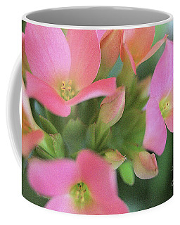 Pretty In Pink Coffee Mug by Victor K