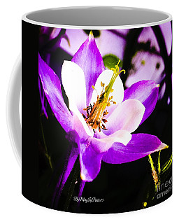Pretty In Purple Coffee Mug