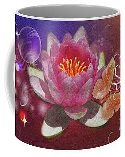 Pretty Items Coffee Mug by Geraldine DeBoer