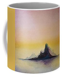 Pretty Little Island Coffee Mug