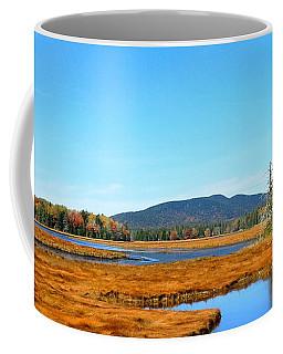 Pretty Marsh Coffee Mug