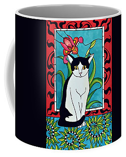 Pretty Me In Tuxedo Coffee Mug