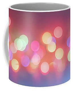 Pretty Pastels Abstract Coffee Mug by Terry DeLuco