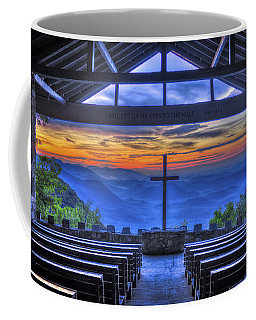Pretty Place Chapel Sunrise 777  Coffee Mug