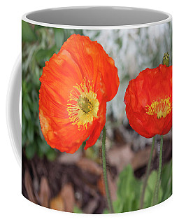 Pretty Poppies Coffee Mug