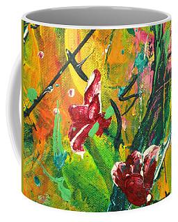 Pretty Posies Coffee Mug