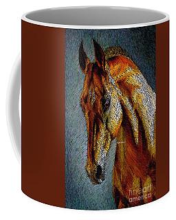 Pretty Red Coffee Mug