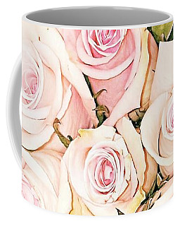 Pretty Roses Coffee Mug