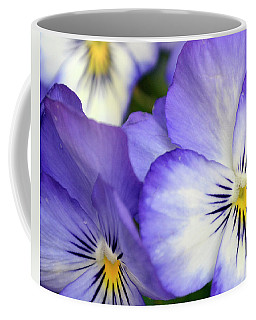 Pretty Violas Coffee Mug