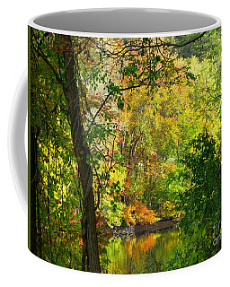 Prettyboy Of Autumn Coffee Mug