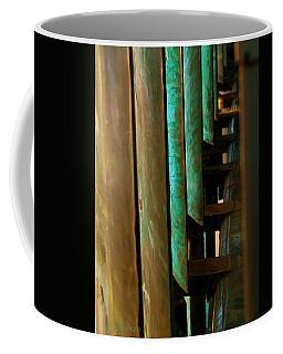 Price Tower Copper Detail 2 Coffee Mug