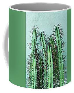 Prick Cactus Coffee Mug