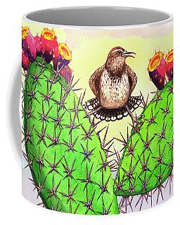 Prickly Coffee Mug