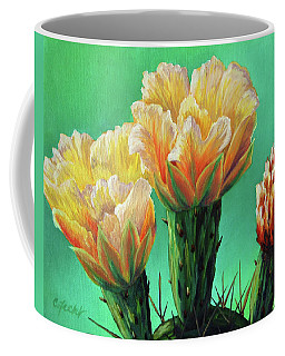 Prickly Pear Buds Coffee Mug