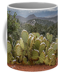 Cactus Country Coffee Mug
