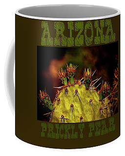 Prickly Pear Spring Coffee Mug
