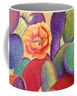 Prickly Rose Garden Coffee Mug