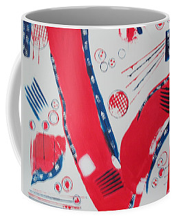 Pride - Glory - The Patriots Coffee Mug