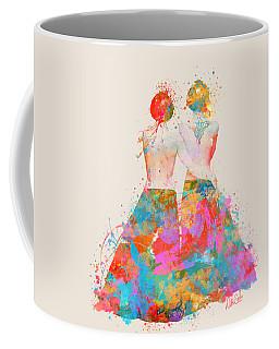 Coffee Mug featuring the digital art Pride Not Prejudice by Nikki Marie Smith