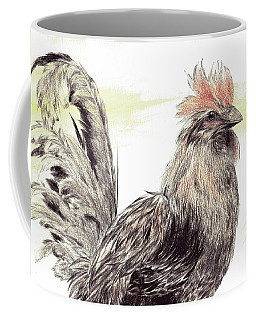 Pride Of A Rooster Coffee Mug