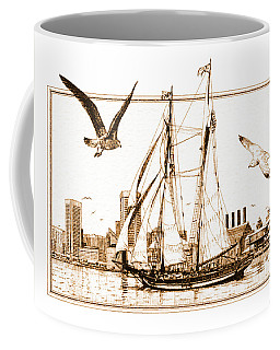 Pride Of Baltimore Coffee Mug