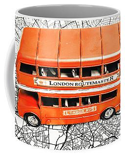 The Pride Of London Coffee Mug