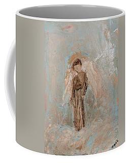 Priest Angel Coffee Mug
