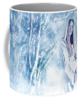 Priestess Coffee Mug by John Edwards