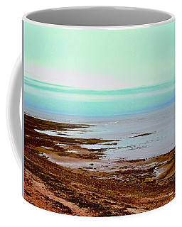 Prim Point Beach Coffee Mug