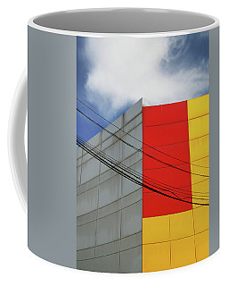 Coffee Mug featuring the photograph Primarily 1 by Skip Hunt