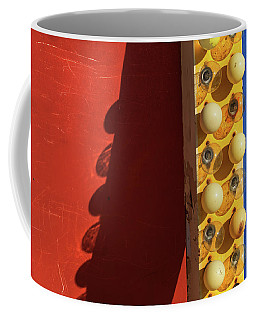 Coffee Mug featuring the photograph Primarily 2 by Skip Hunt