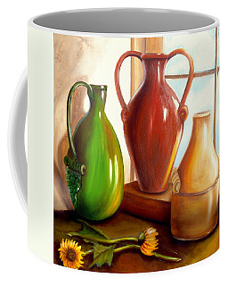 Primarily Jugs. Sold Coffee Mug