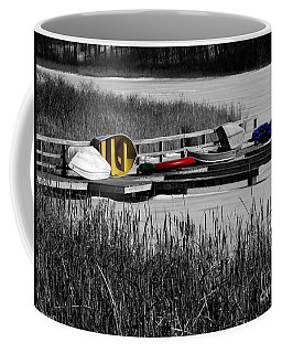 Primary Colors  How Plain Life Could Be Without Coffee Mug