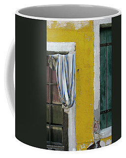 Primary Colours Of Burano Coffee Mug