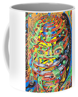 Primordial Inception Of Life At Daybreak Coffee Mug