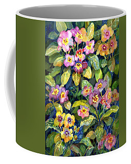 Primrose Patch II Coffee Mug