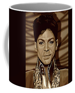 Prince 2 Gold Coffee Mug