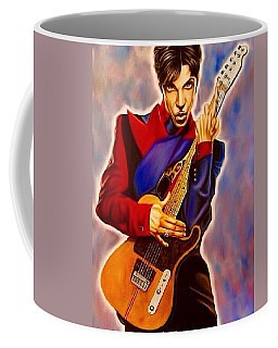 Prince Coffee Mug by Darryl Matthews