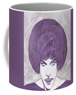 Prince Coffee Mug by Edwin Alverio